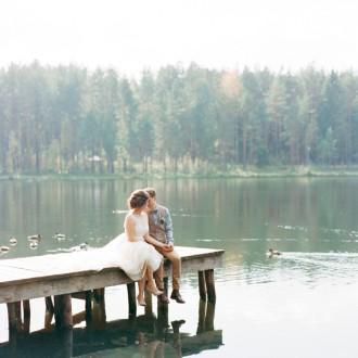 Alena & Vasya, Korkino Lake